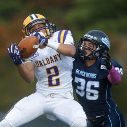 Resilient UMaine football team knocks off No. 20 Richmond