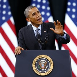 Obama's 2nd-term agenda: Global warming, immigration, taxes