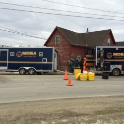 Authorities raid reported meth lab in York County