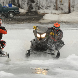 Officials hear request to close front snowmobile trail into Chesuncook Village