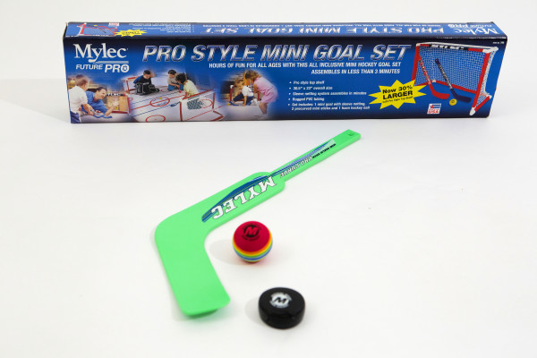 Hat trick: Keep little ones (and big ones) in the game even when there's no ice.