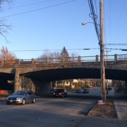 Route 1 overpass to be removed in South Portland