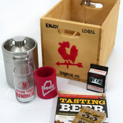 Bottom's Up!: Everything you need for the beer enthusiast (or master brewer) in your life. 