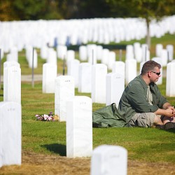 Rising suicide rate among veterans part of national trend