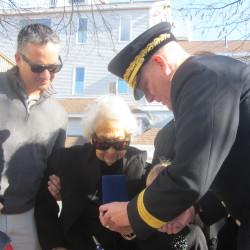 Sibling of World War I soldier awaits dedication of Rockland memorial