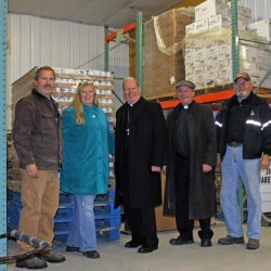 Catholic Charities receives donation from Presque Isle group to 'Feed The County'