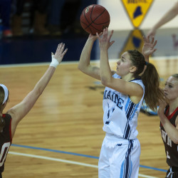UMaine women host UMass in basketball tournament opener Friday