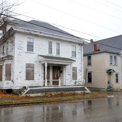 Bangor reclaims blighted housing
