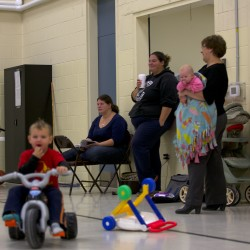 Bangor Housing Authority holds end-of-summer block party