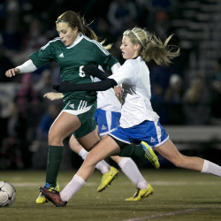Fort Kent girls soccer team aiming for state title berth