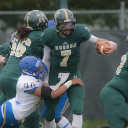 Husson Eagles name four football captains