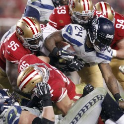 Rolle, Giants' defense, shut down 49ers