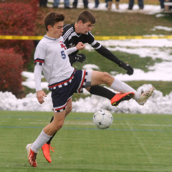 Shiretowners hope to take final step in state soccer final Saturday vs. Hall-Dale