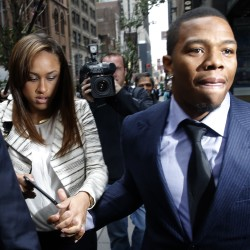 Ravens' Ray Rice suspended by NFL for two games