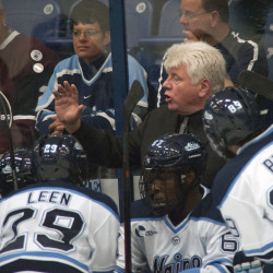 UMaine hockey team confident road wins will come — eventually