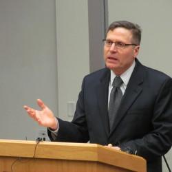 Joseph McDonnell, USM provost.