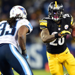 No surprises as Steelers beat Panthers 27-3