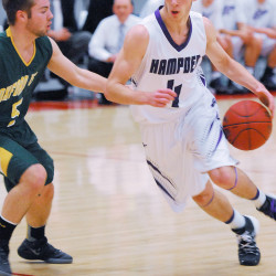 Defending state champion Hampden boys basketball team familiar with favorite's role of KVAC poll