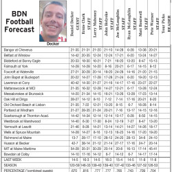 Ernie Clark captures fifth BDN Football Forecast title