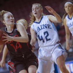 Koizar shines as UMaine women's basketball team improves to 2-0