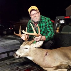 Three hunters tag monstrous Maine deer