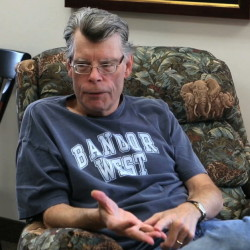 Stephen King offers $70,000 for heating fuel aid