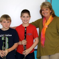 Budding musicians instrumental in new school program