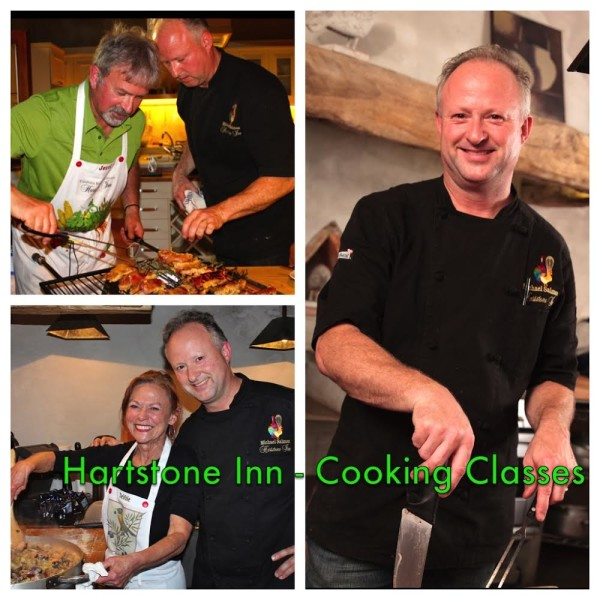 An adventure for their palate: Give a cooking getaway — a delight for the palate and visual senses. Stay, participate in a foodie adventure, and prepare to be delighted. Buy It: Hartstone Inn 41 Elm St. Camden hartstoneinn.com