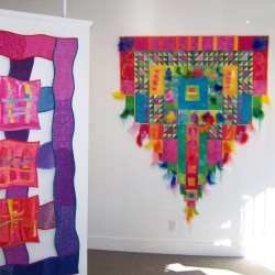 Inch by Inch, Row by Row: 2013 Small Works Holiday Show at Maine Farmland Trust Gallery