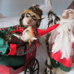 Elf Family now resides @ Harbor Artisans