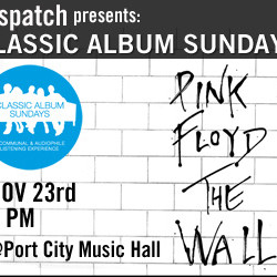 Classic Album Sundays presents Pink Floyd's 'The Wall'