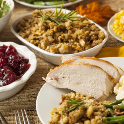 How to eat whatever you want on Thanksgiving without getting fat