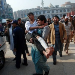 Pakistani teenager shot by Taliban leaves hospital