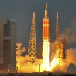 After years of delays, NASA launches weather satellite