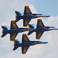 Blue Angels' return to Maine, Brunswick air show threatened by fiscal cliff