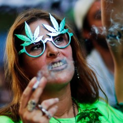 For the first time, most Americans support legalization of marijuana, poll says