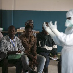 WHO declares Ebola an international health emergency