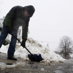 Live coverage as more ice blankets Maine