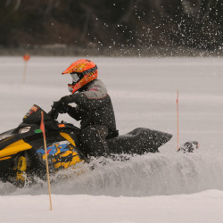 CMP trail work means that snowmobile riders need caution