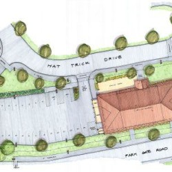 Falmouth council OKs expansion plans for Walmart garden center without site plan review