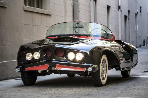 Original Batmobile Built In 1963 Fetches 137 000 At Auction