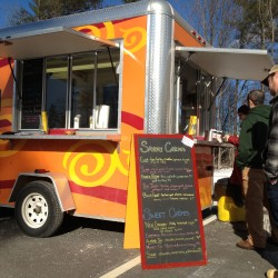Lubec hosts final 'Food Truck' competition