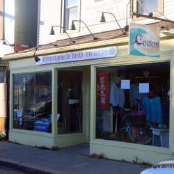 The Blue Heron is a home furnishing shop for the soul in downtown Bangor