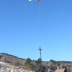 Ragged Mountain turbine talks spawn worries