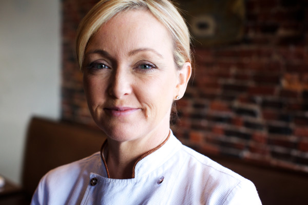 Shannon Bard is the chef and owner of Zapoteca in Portland.