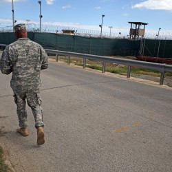 Pingree returns from Guantanamo