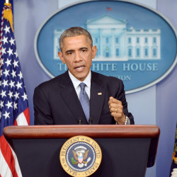 Divining Obama's next act from first-term record
