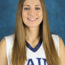 UMaine women's basketball team completes recruiting class with Greek guard Gerostergiou
