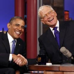 Letterman contract sets late-night hosting record