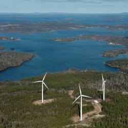 DEP: Vinalhaven wind turbines too loud
